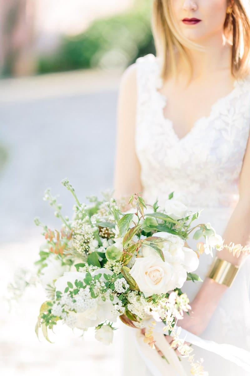 photographe de mariage Annecy Lyon et beaujolais détail des fleurs de la mariée