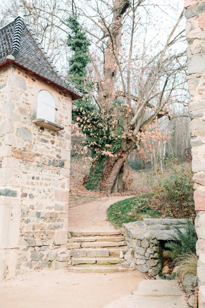 photo du domaine de Vavril dans le beaujolais près de lyon