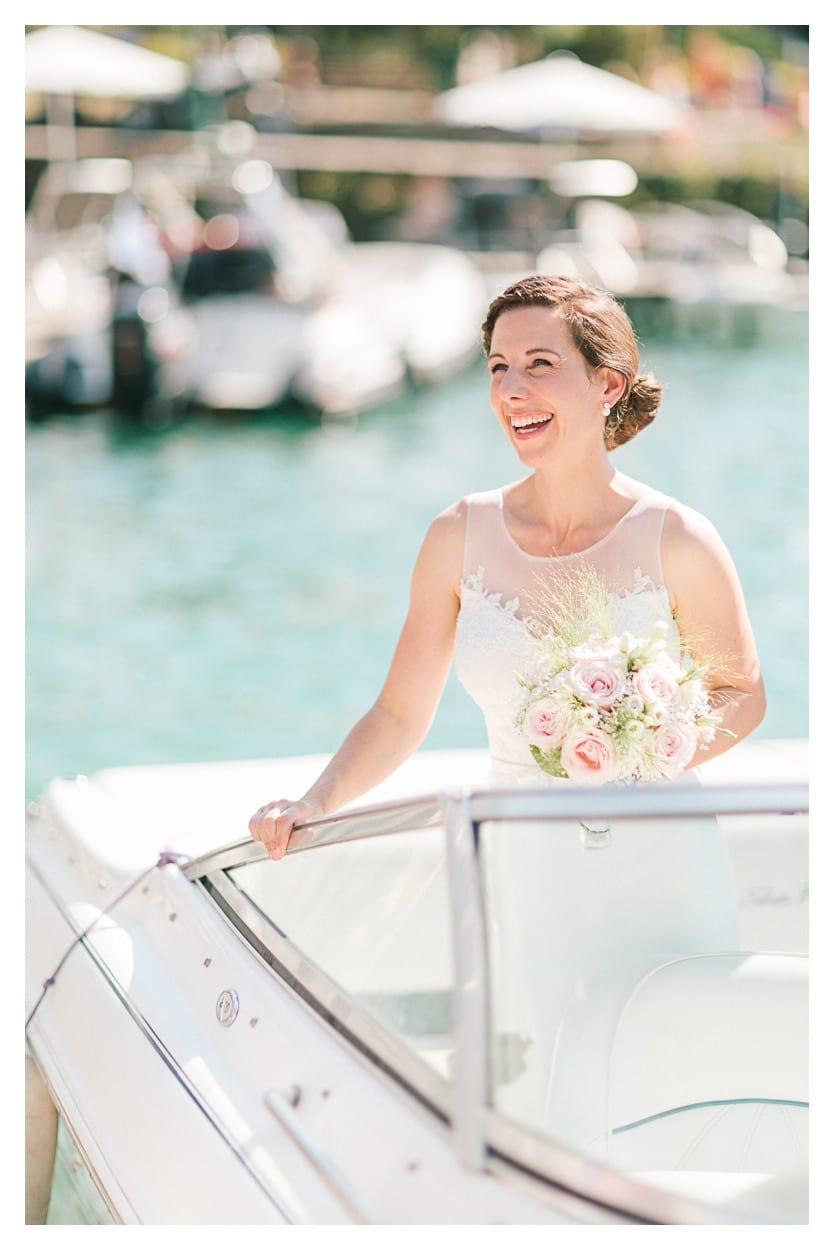 photographe mariage annecy bateau julien bonjour