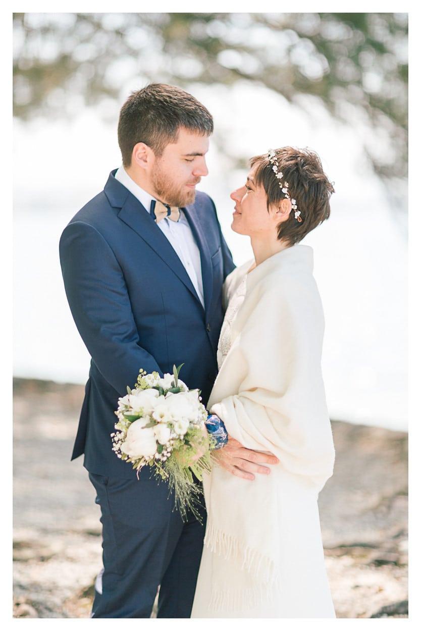 photographe mariage annecy couple lac julien bonjour
