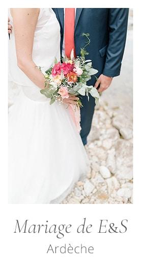 photo de mariage d'un couple