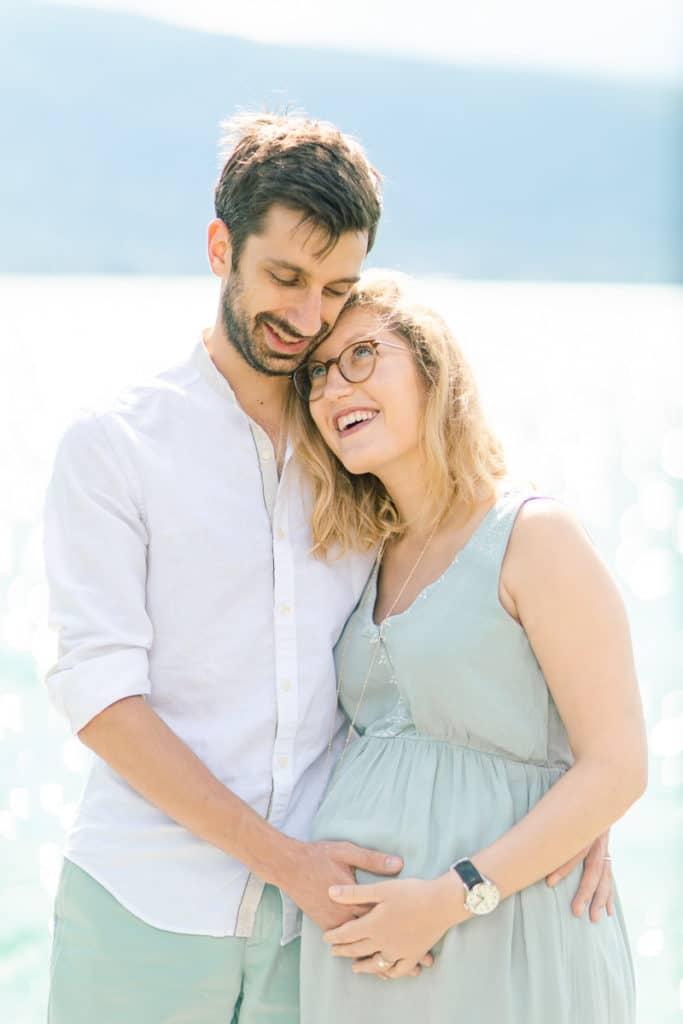 photographe grossesse annecy geneve julien bonjour