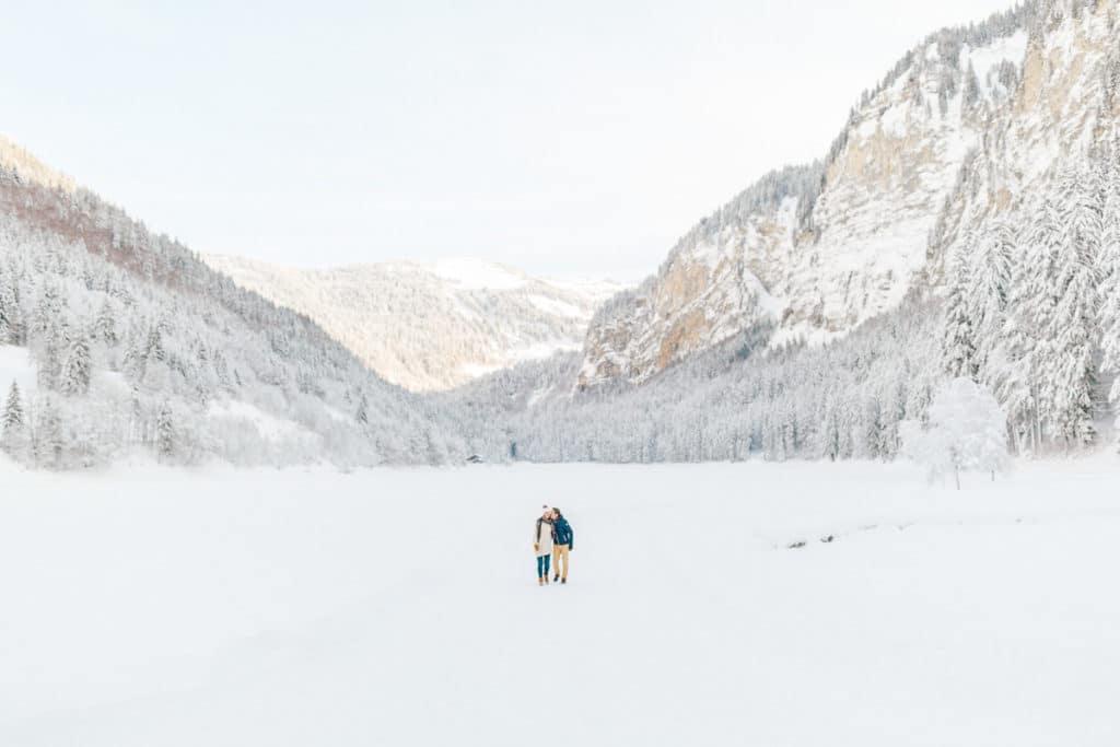 shooting photo grossesse neige julien bonjour
