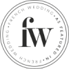 logo featured french wedding style